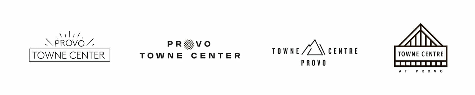 JLL Retail Provo Towne Centre logo exploration