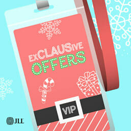 JLL RETAIL Holiday Campaign